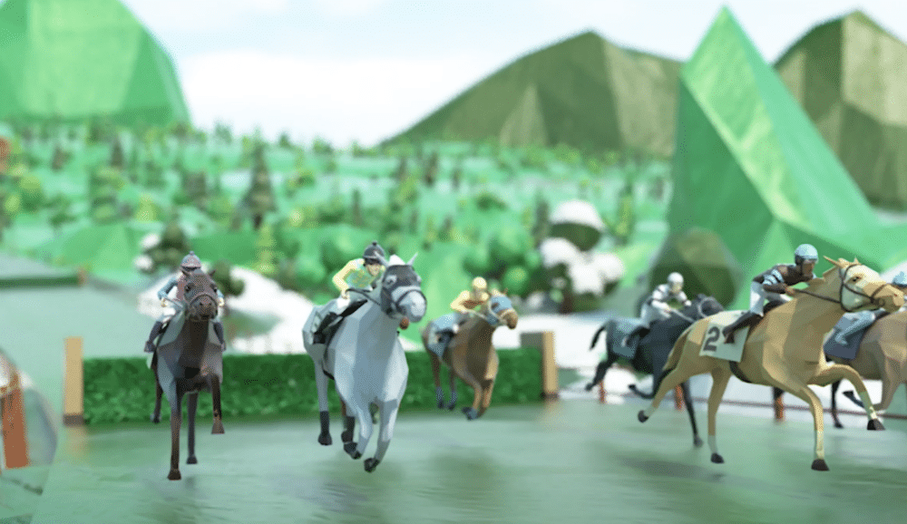Head Off To The Races Virtually With This Interactive, Derby-Inspired Game