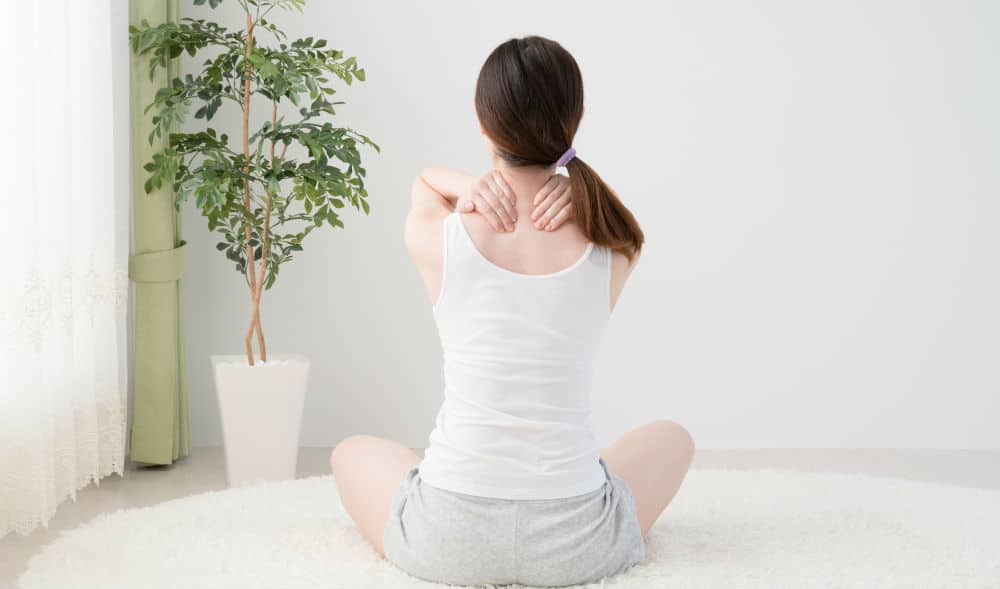 Ease Stress With This Self-Soothing Massage You Can Do From Home