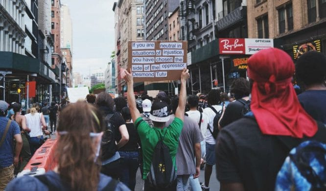 10 Ways You Can Support The Black Lives Matter Movement In NYC Right Now