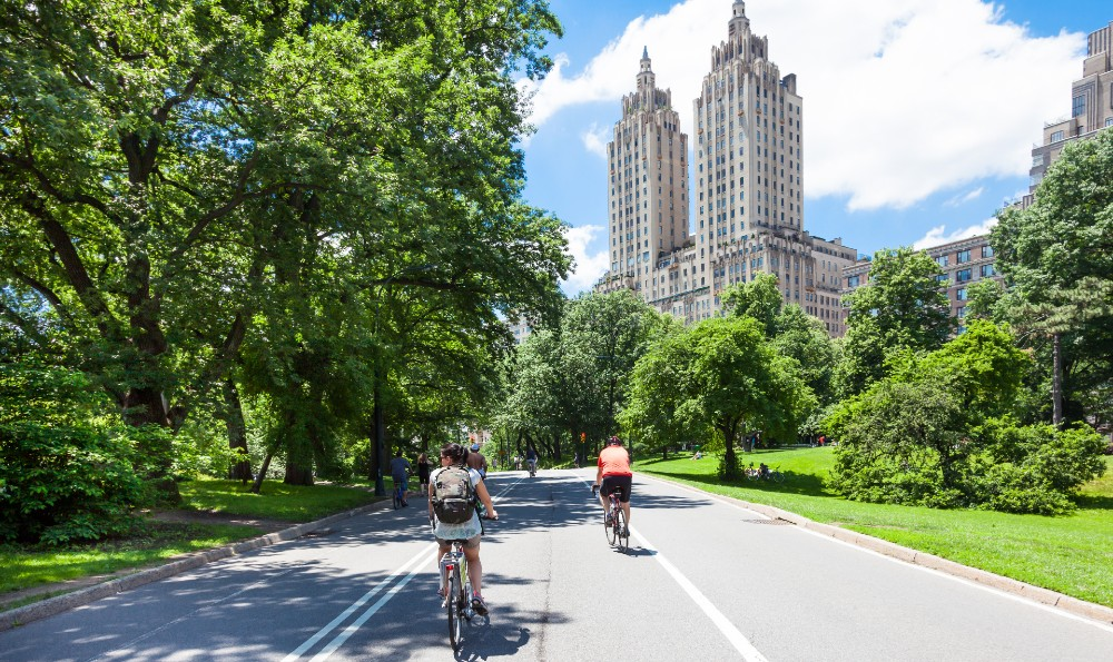 15 Lovely Spots For A Relaxing Summer Bike Ride In NYC