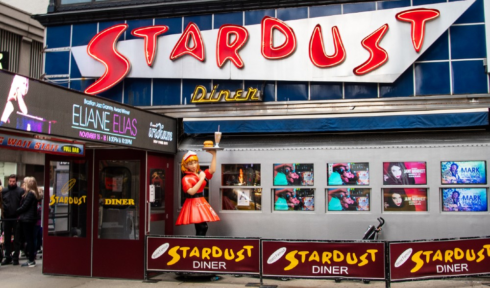 Iconic Broadway Diner With Singing Waitstaff Will Not Permanently Close After All