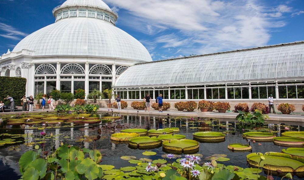 The Stunning New York Botanical Garden Has Finally Reopened - Secret NYC