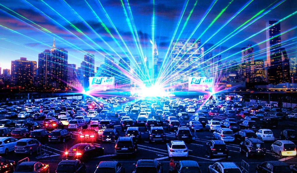 The 5 Best Drive-In Experiences Coming To NYC This Summer