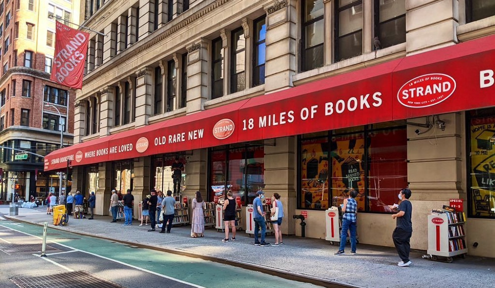 Iconic Strand Book Store Will Finally Open UWS Outpost Tomorrow