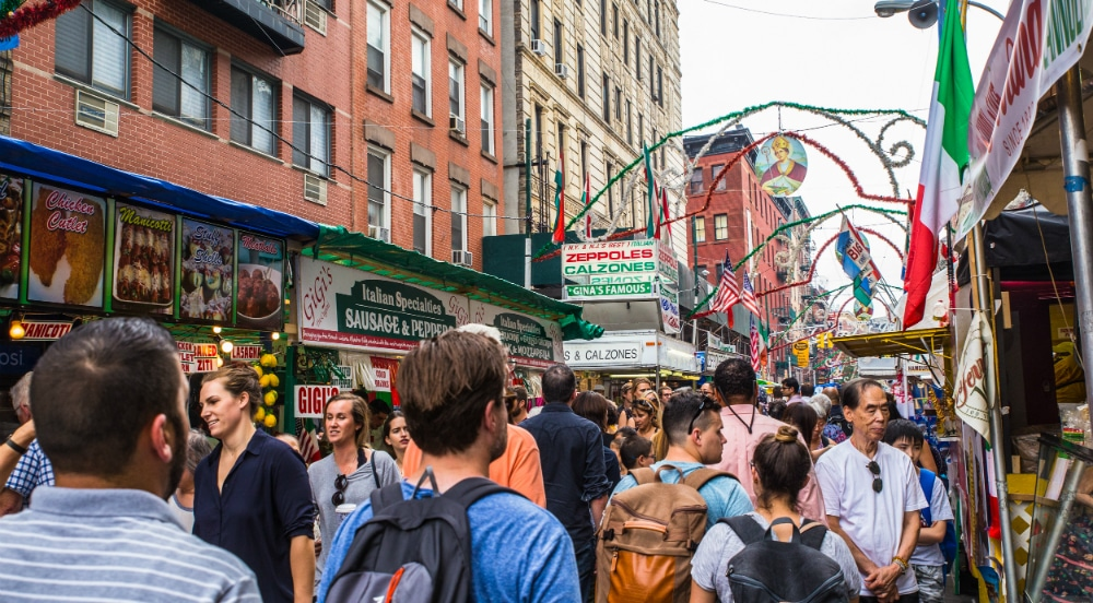 NYC Street Fairs & Festivals Are Officially Canceled For The Summer