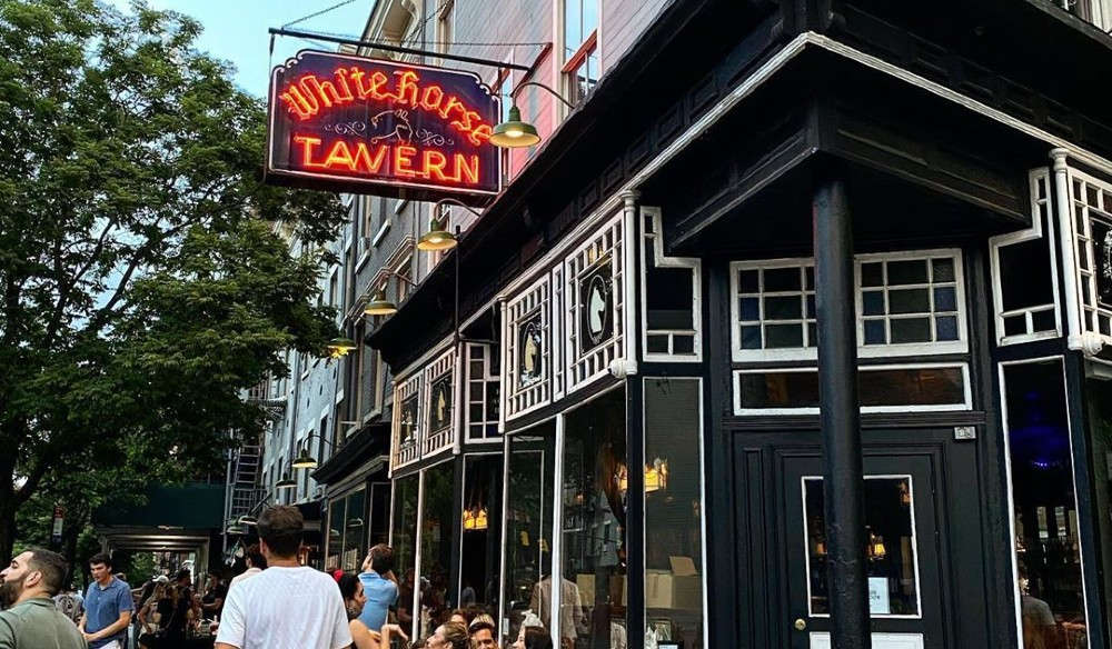 NYC Landmark The White Horse Tavern Temporarily Closes After 30 Social Distancing Violations