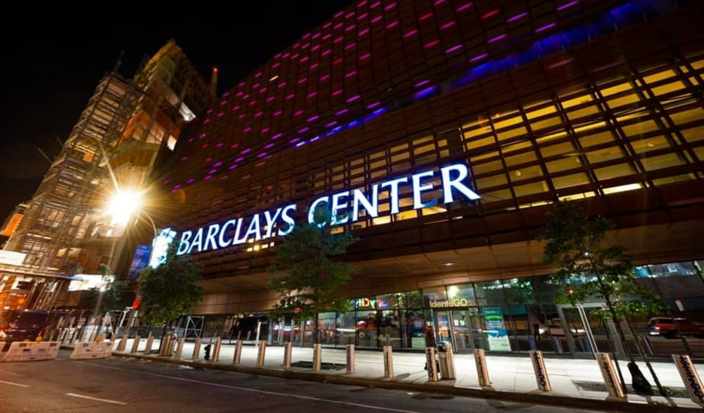 A Group Of New Yorkers Hope To Rename The Barclays Center After Jackie Robinson