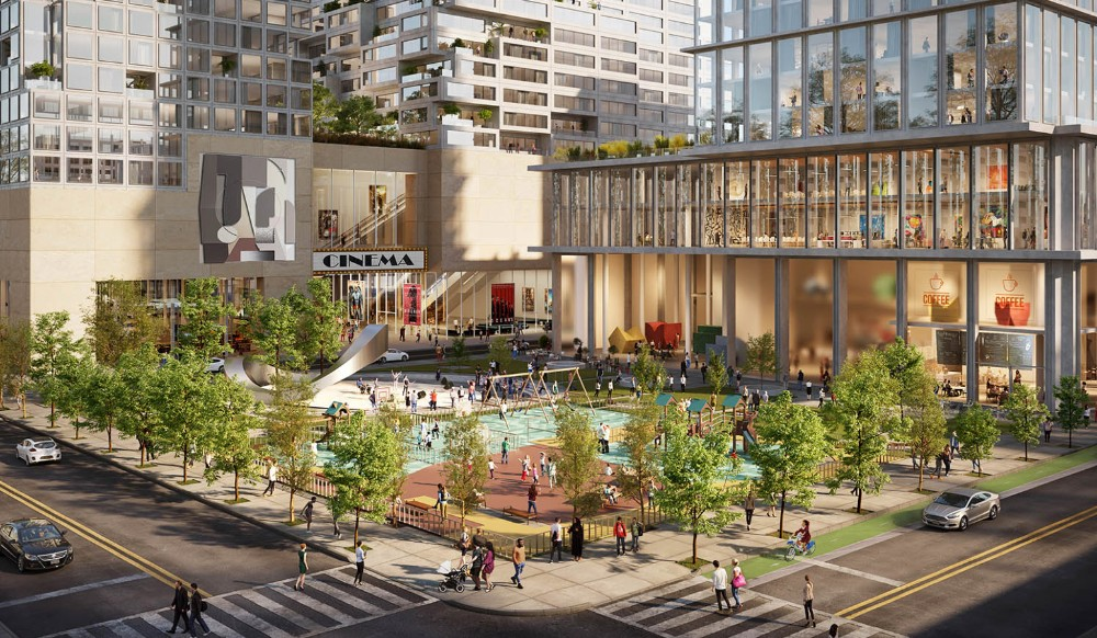 A Giant New $2 Billion Development Could Be Coming To Astoria