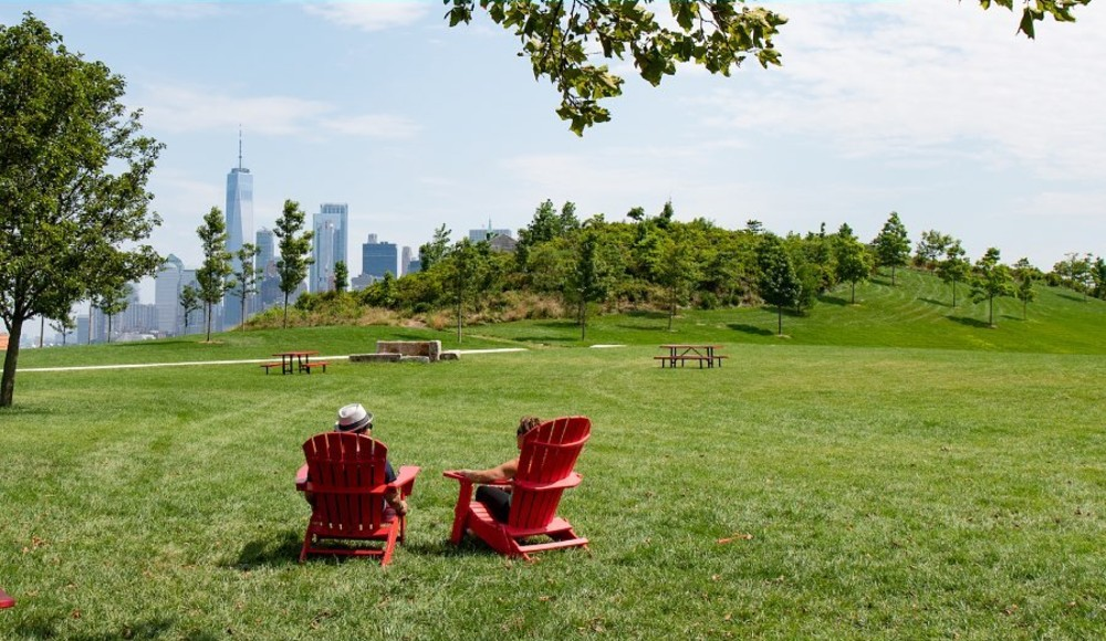 Governors Island Officially Reopens Tomorrow