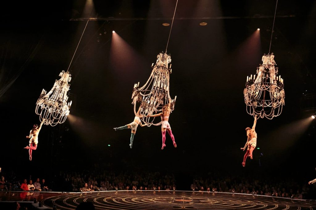 Cirque Du Soleil Files For Bankruptcy, Lays Off 3,500 Employees