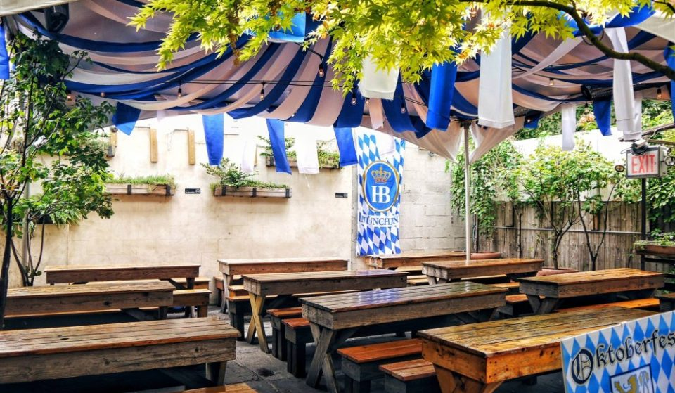 8 Of NYC's Best Beer Gardens To Spend A Sunny Weekend