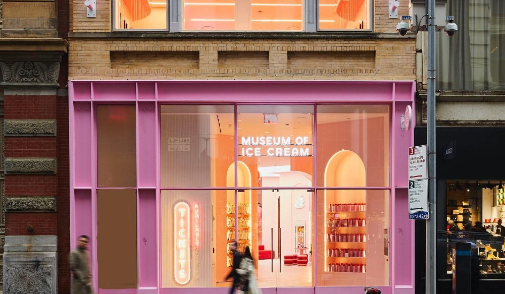 SoHo's Massive Museum Of Ice Cream Flagship Is Officially Back Open