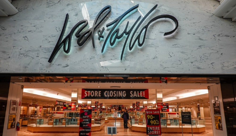Lord & Taylor Is Officially Going Out Of Business, With All Stores Set Close
