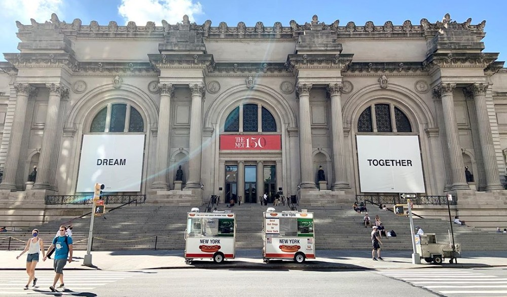 The Met Officially Reopens Saturday With A New Installation By Yoko Ono