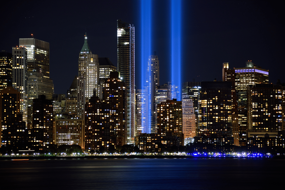 Annual 9/11 'Tribute In Light' Will Shine On Next Month