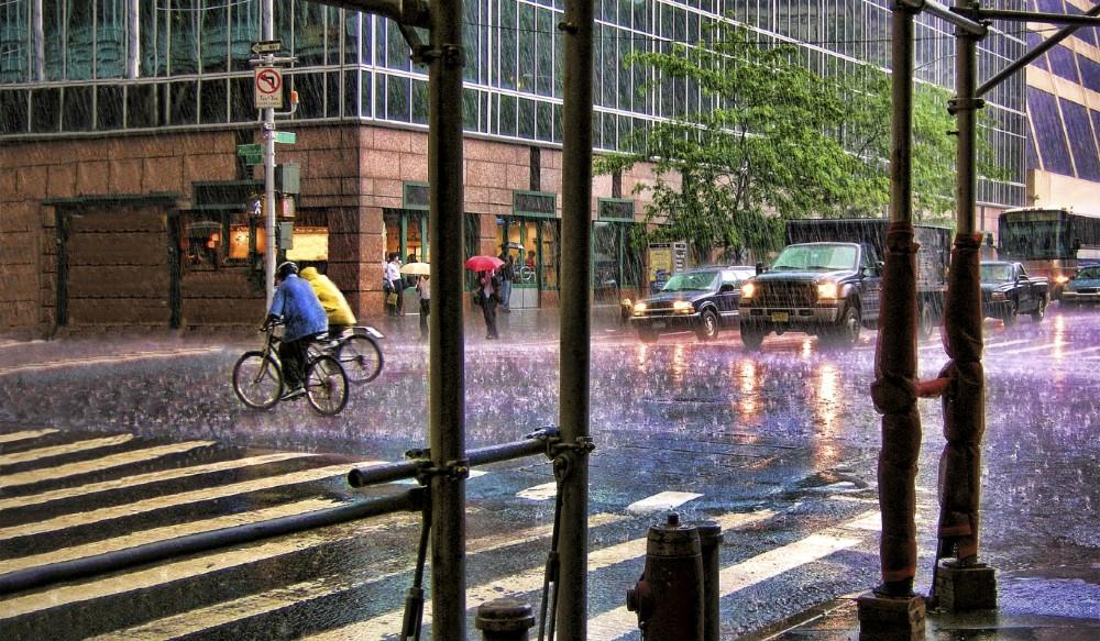 Heavy Thunderstorms Coming This Week Will Finally Break NYC's Brutal Heatwave