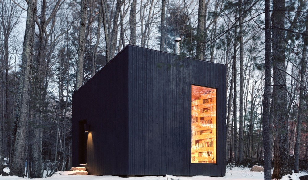This Dreamy Tiny Library Is Hidden In Upstate New York, And We Want To Move In ASAP