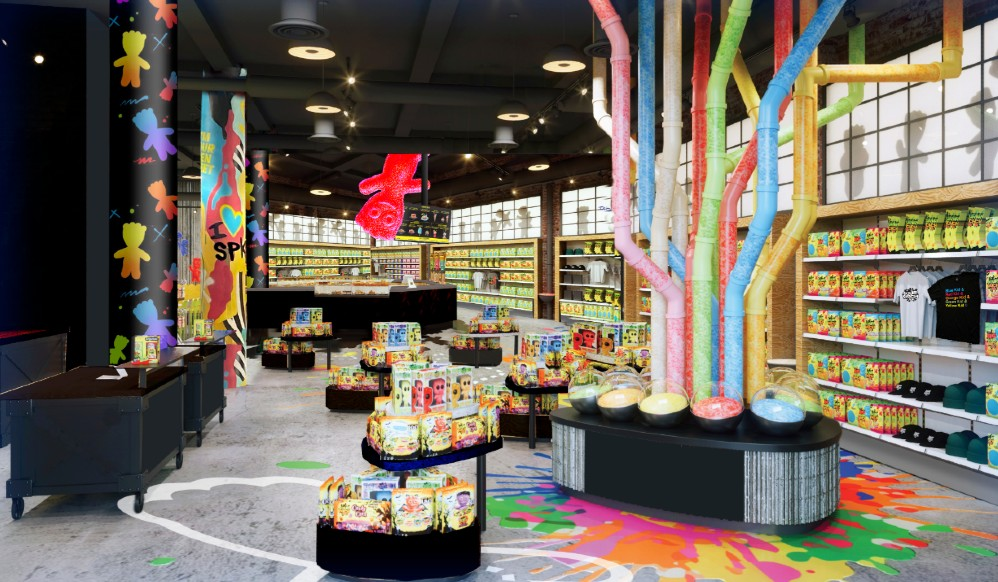 NYC's First-Ever Sour Patch Kids Store Is Now Open