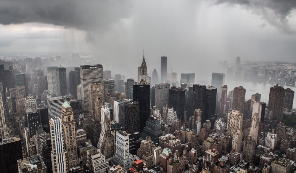 Isaias Blasts NYC With Damaging Winds, Leaving 200K People Without Power