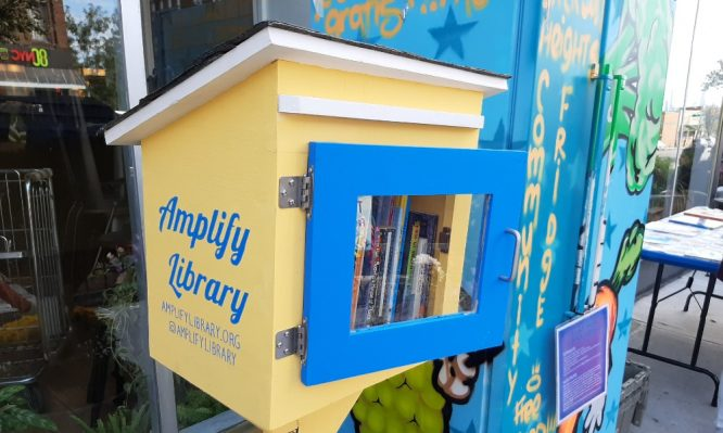 These Free Mini Libraries Popping Up Around NYC Are Dedicated To Sharing BIPOC Voices