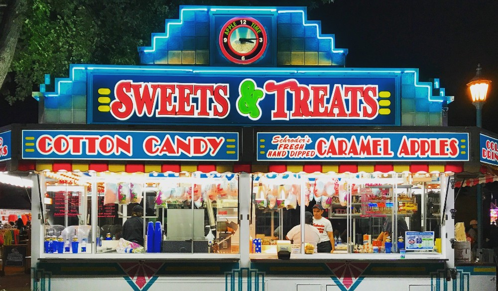 This Fall Drive-Thru Festival Has All Your Favorite Fair Foods In One Place