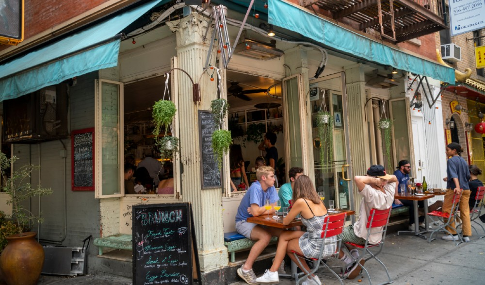 NYC Restaurants Can Officially Add A 10% 'COVID-19 Recovery Charge' To Your Bill