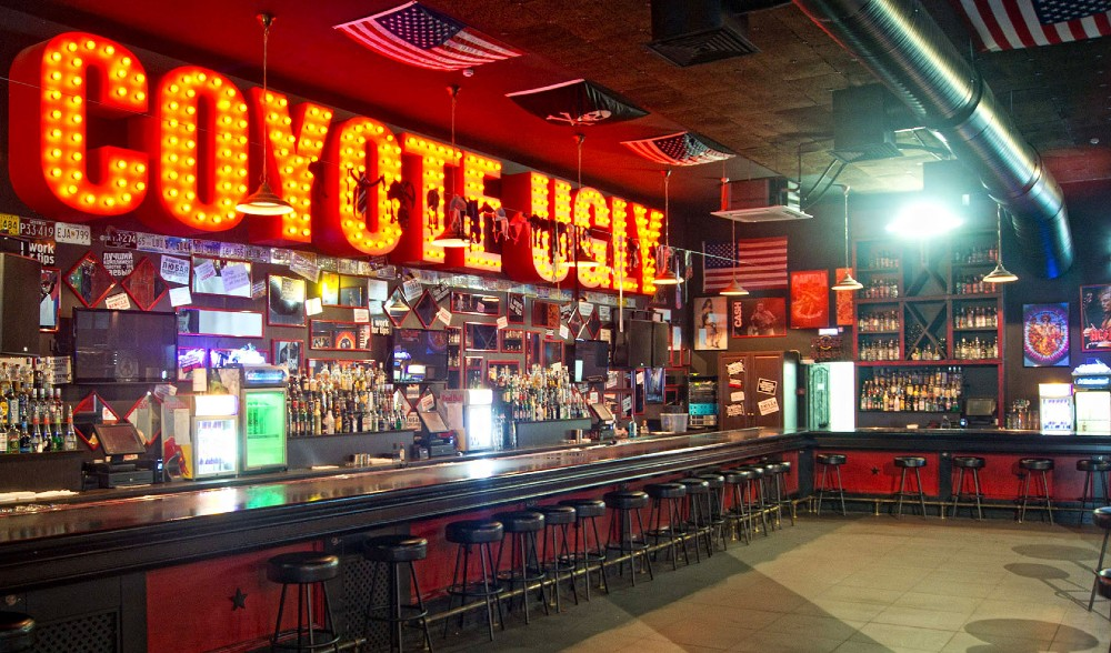 Original Coyote Ugly Bar Has Closed Down In The East Village