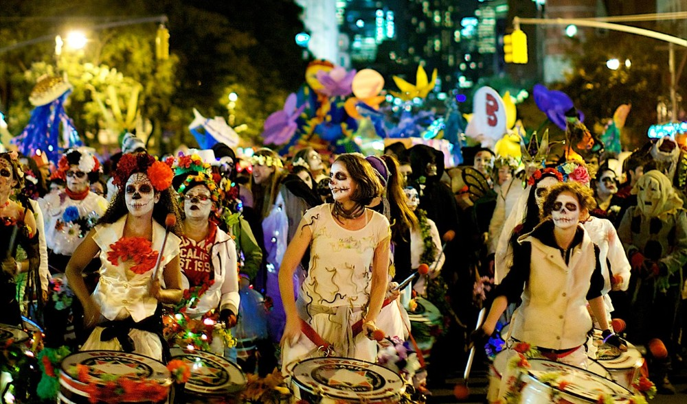 NYC's 47th Annual Village Halloween Parade Is Officially Canceled This Year