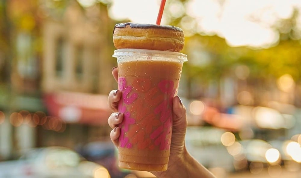 You Can Get A Free Iced Coffee At Any NYC Dunkin' Today Only