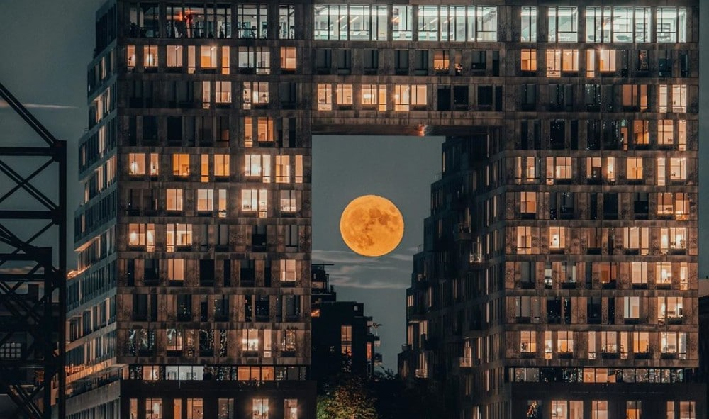 A Full 'Corn Moon' Will Shine Over NYC Skies This Evening