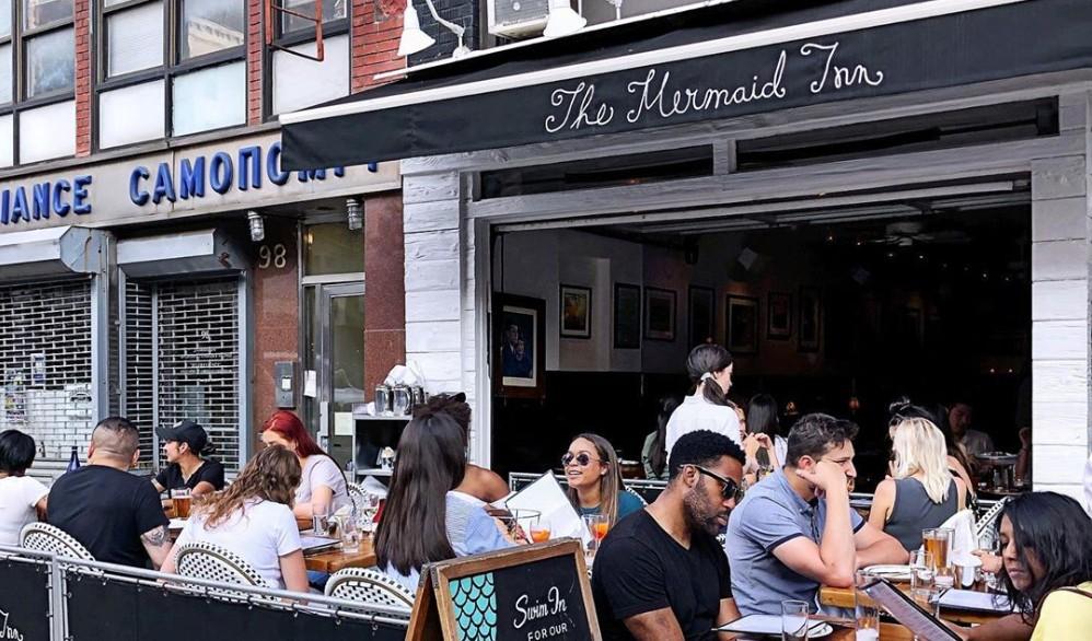 Beloved East Village Seafood Spot The Mermaid Inn Is Permanently Closing