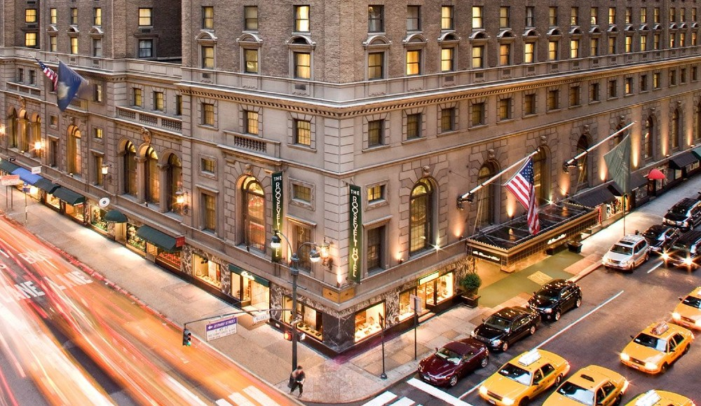 Famous 1920s Roosevelt Hotel Is Closing For Good After Almost 100 Years In Midtown