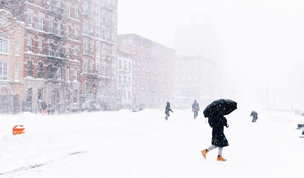 Snow Days Are Officially Canceled For New Yorkers This Year