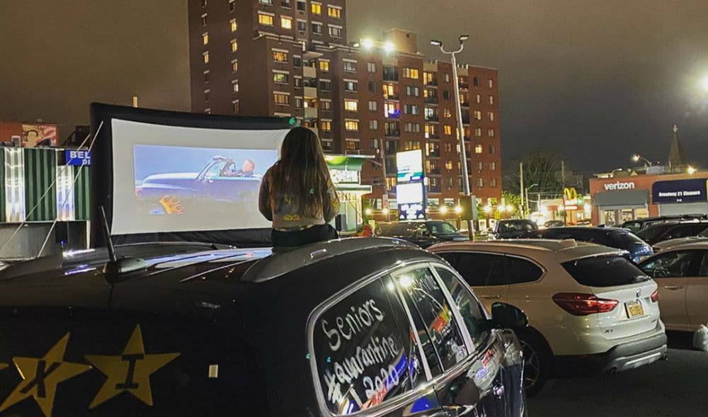 This Queens Diner Has Transformed Into An Amazing Drive-In Destination