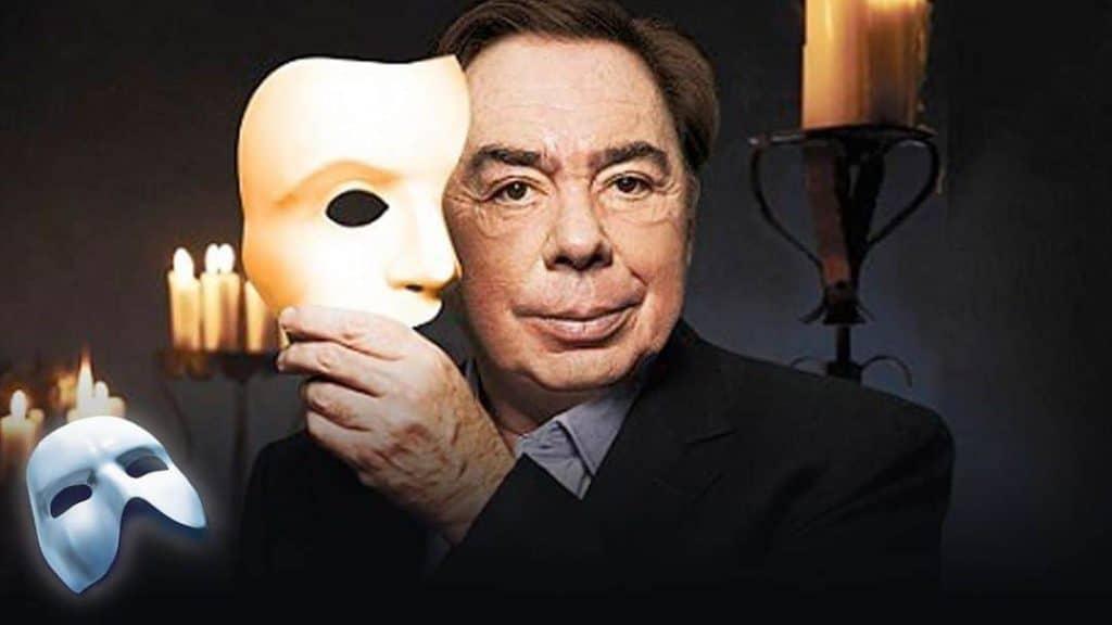Andrew Lloyd Webber's Legendary 'Phantom Of The Opera' Is Streaming For Free Right Now