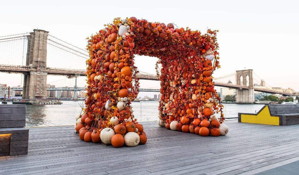10 Fabulously Festive Pumpkin Displays Across NYC