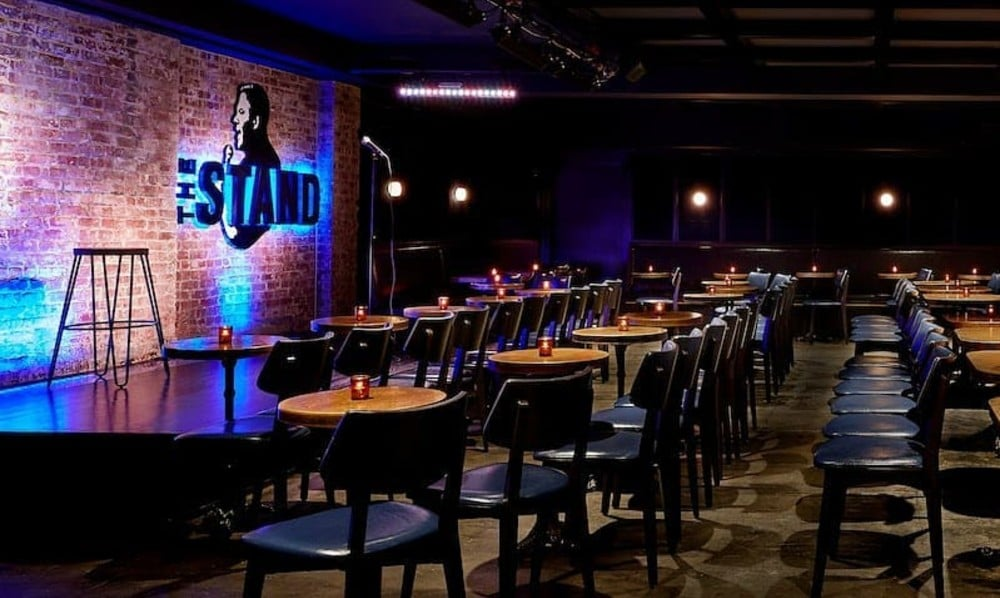 This Union Square Restaurant Combines Stand-Up With Incredible Food & Drinks