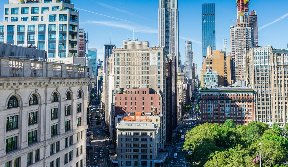 Manhattan Rent Hasn't Been This Low In Almost A Decade