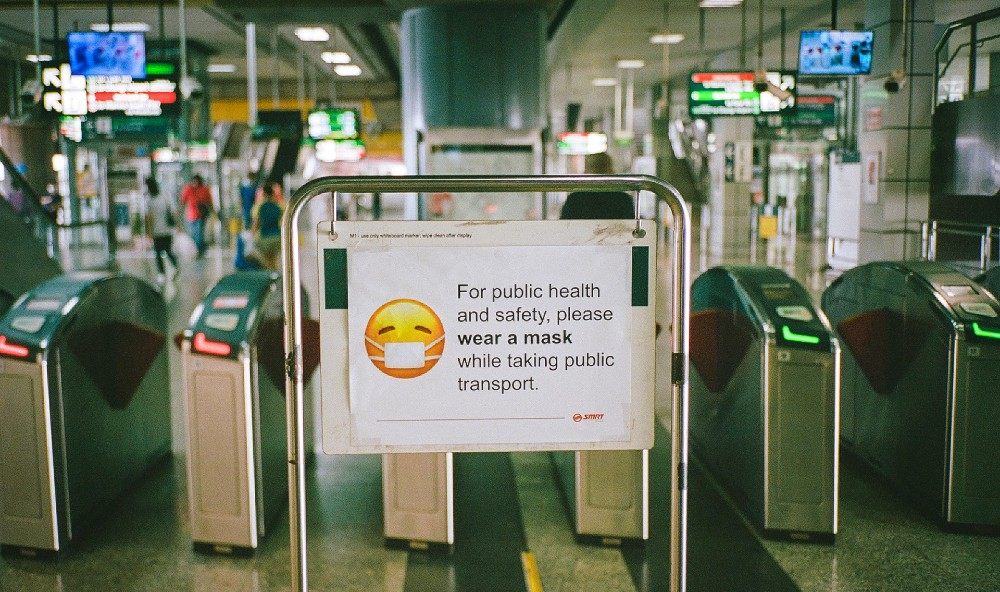 You Can Now Be Fined $50 For Not Wearing A Face Mask At NYC Airports & Bus Terminals