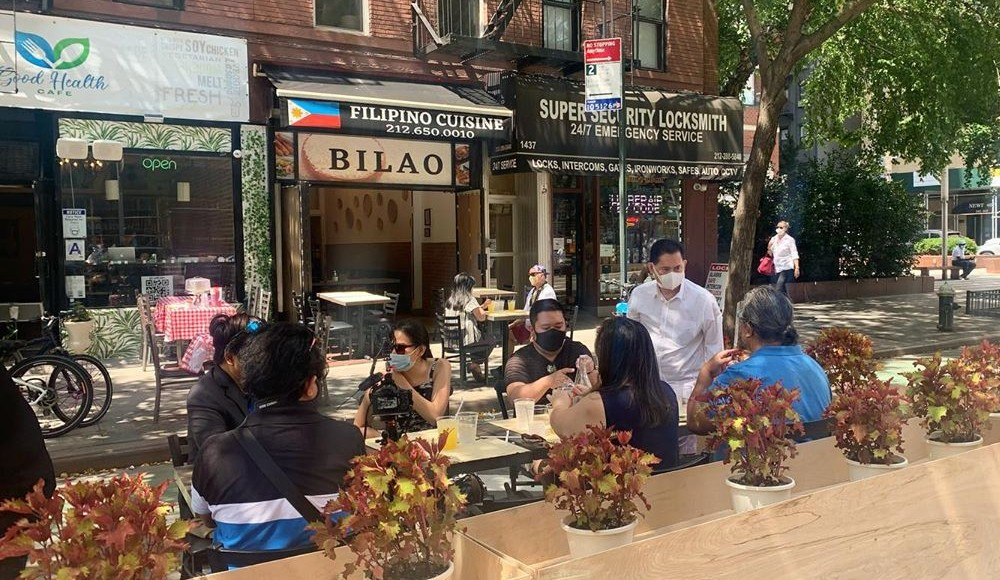 This New Filipino Restaurant On The UES Was Started By Three COVID-19 Nurses