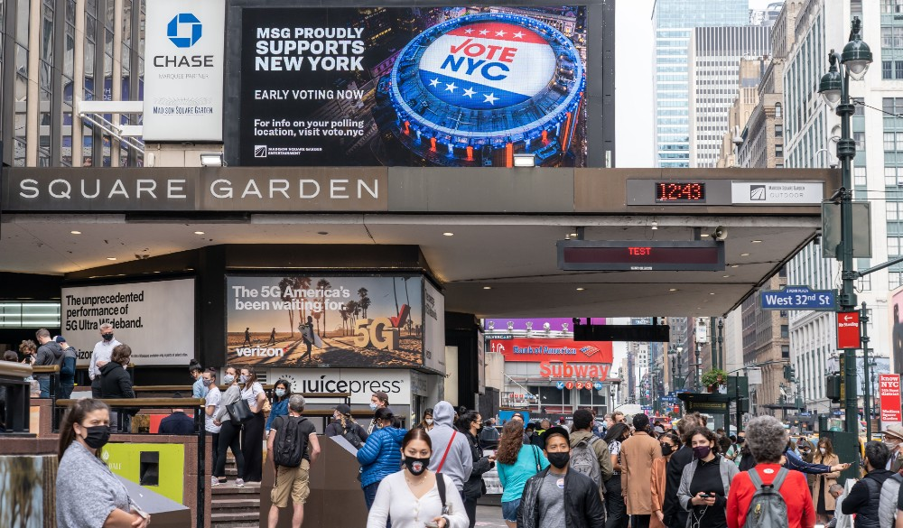 10 Free Perks & Special Discounts For NYC Voters On Election Day