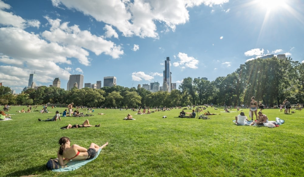 NYC Hit Record High Temperatures This Weekend