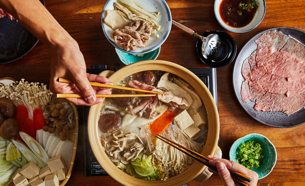 You Can Now Enjoy Your Own Japanese-Style Hot Pot While Outdoor Dining In NYC