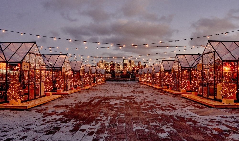 Image result for the greens at pier 17