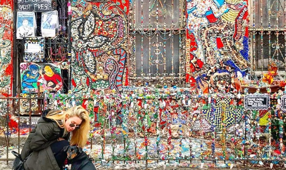 This Stunning Brownstone In Brooklyn Is A Magical Mosaic Masterpiece