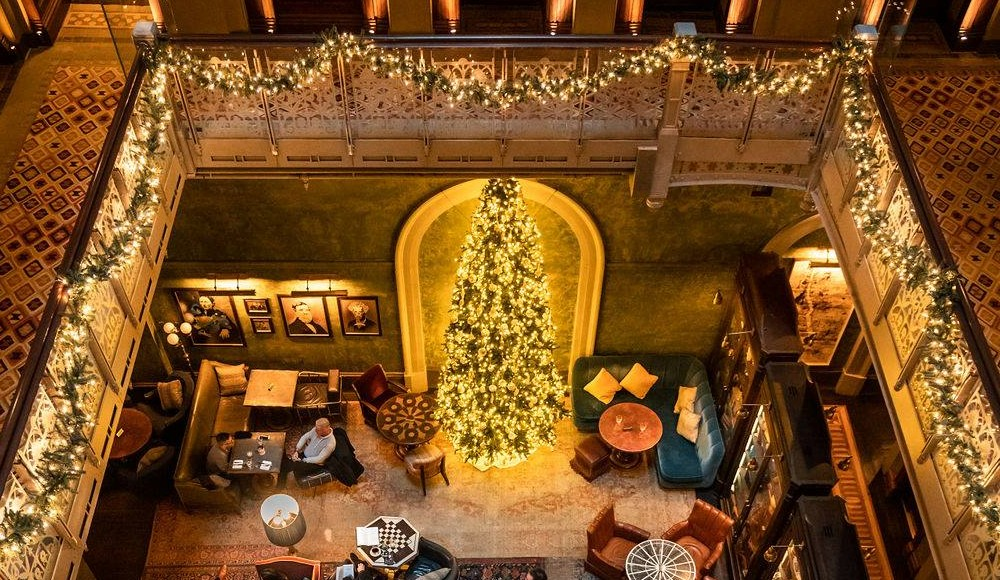 The 5 Best NYC Staycations To Book For The Holidays
