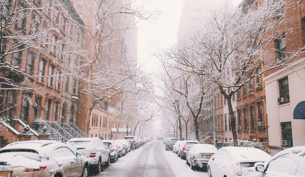 Snow Is In The Forecast For NYC Today!