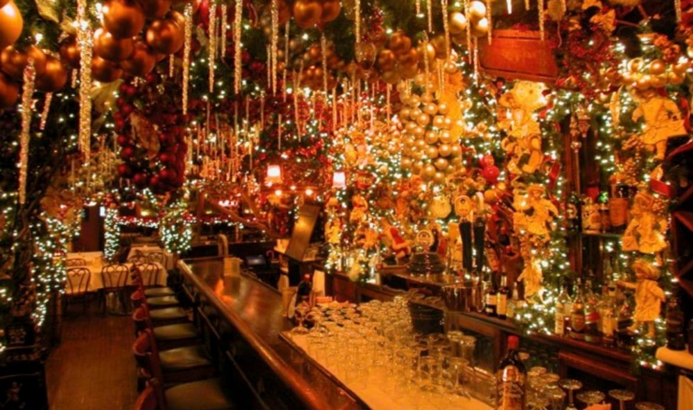 Extravagant NYC Holiday Decor Destination Rolf's Will Not Open This Year