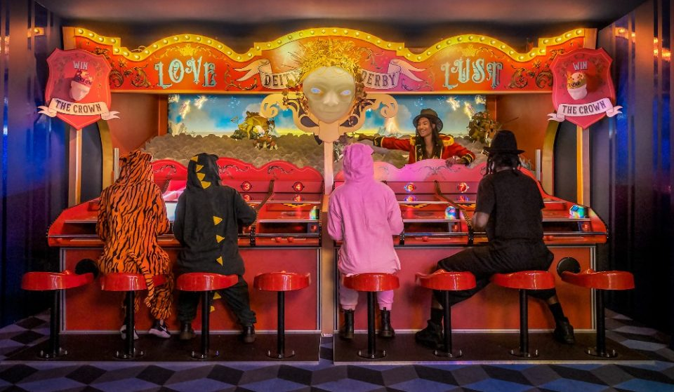 The Museum Of Sex's New Carnival 'Funland' Is An Alluring Interactive Adventure
