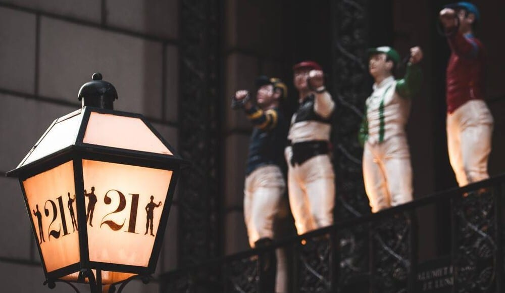 NYC's Famed Prohibition-Era '21 Club' Is Officially Closing